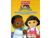 Fisher Price Little People Sonya Lee Visits the Doctor (Fisher-Price Little People Mini-Flap PlayBooks) 9SIABBU56E5563