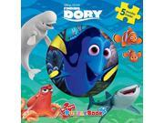 Finding Dory - My First Puzzle Book 9SIABBU5711494