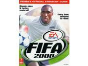 FIFA 2000: Official Strategy Guide (Prima's Official Strategy Guide) 9SIABBU56P9126