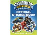 Skylanders Universe: Official Sticker Book 9SIABBU5CT8725