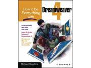 How to Do Everything with Dreamweaver 4 (HTDE)