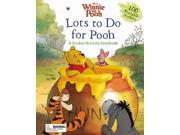 Disney Winnie the Pooh Lots to Do for Pooh: A Sticker Activity Book (Sticker-Activity Storybook) 9SIABBU58R1901