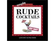Rude Cocktails with Sticker and Other