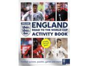 England Road to the World Cup: Activity Book (World Cup 2006) 9SIABBU5AY9444