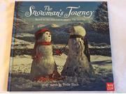 The Snowman's Journey (childrens christmas book) Hardcover RRP £9.99