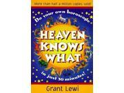 Heaven Knows What (Llewellyn's Popular Astrology) 9SIABBU5DF3073
