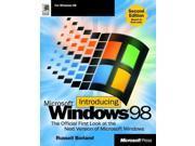 Introducing Windows 98