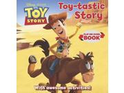 Disney Toy Story Flip Me Over - Activity and Story Book (Disney Flip Me Over)