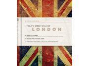 Philip's Street Atlas of London (Mini De Luxe Street Atlas)