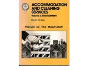 Accommodation and Cleaning Services: Management