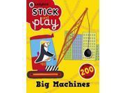 Big Machines: Ladybird Stick and Play Activity Book (Ladybird Stick & Play)