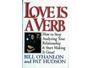 Love Is a Verb 9SIABBU64P2706
