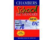 ISBN 9780550100092 product image for Chambers School Dictionary | upcitemdb.com