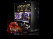 Image of CybertronPC CLX Set High Performance Gaming PC-Liquid Cooled Intel i7 6850K 4.2GHz(Overclocked) 64GB DDR4 4TB HDD 480GB SSD NVIDIA GeForce GTX 1060 6GB MS Win 1