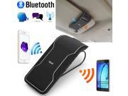 Wireless Bluetooth Multipoint Handsfree Speakerphone Speaker Kit Car Sun Visor 9SIV0XD5BY7804