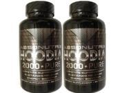 2X Absonutrix HOODIA 2000 Pure Gordonii Weight Loss Diet Pill 180 Caps