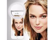 iTronixs - Philips S396 Selfie Ring Light 36 LED Light Ring Supplementary Selfie Lighting Night or Darkness Selfie Enhancing for Photography 3 Brightness Levels 9SIABHT5678131