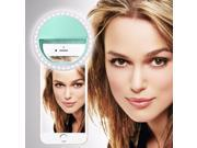 iTronixs HTC One M9E Selfie Ring Light 36 LED Light Ring Supplementary Selfie Lighting Night or Darkness Selfie Enhancing for Photography 3 Brightness Levels