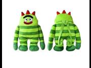 Yo Gabba Gabba 18 Inch Plush Backpack Toy - Brobee 9SIABHU5441121