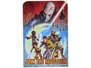 Star Wars Force Awakens Pack of 8 Invitations 9SIABHU58N6990