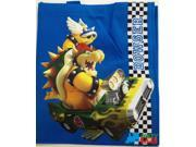Mario Brothers Reusable Woven Shopping Grocery Bag Tote - Bowser 9SIABHU58N7016