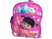 """Monsters University Boo Mike Sully Small Toddler 12"""""""" Cloth Backpack Bag"""" 9SIABHU58N7004"""