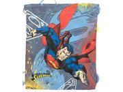 Drawstring Bag - Superman Flying Downward Cloth String Bag 9SIABHU58N7041