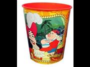 Jake and the Neverland Pirates Orange Plastic 16 Oz Reusable Keepsake Favor Cup 9SIABHU58N7428