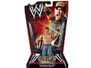 WWE Royal Rumble Heritage Series John Cena Figure - Black Wristbands 9SIABHU58N7444