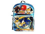 "Sonic the Hedgehog Large Backpack """"Super Speed"""""" 9SIABHU58N7005"