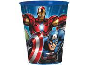 12X Avengers Assemble Plastic 16 Ounce Reusable Keepsake Favor Cup ( 12 Cups ) 9SIABHU58N7299