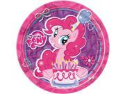 My Little Pony Small 7 Inch Round Party Cake Dessert Plates 9SIABHU58N7271