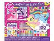 My Little Pony  World Of Art And Activity - Over 100 Fun items 9SIABHU58N7223