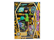 Monster High Cleo De Nile Plastic Doll and Accessories (Faded Box) 9SIABHU58Z7593