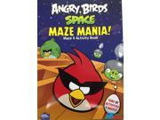 Angry Birds Space 96P Maze and Activity Book - Maze Mania 9SIABHU58Z7683