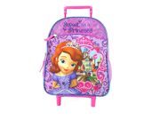 Disney's Princess Sofia the First Small  12 inch Rolling Backpack 9SIABHU58Z7589