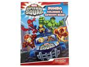Marvel Super Hero Squad Jumbo 96 pg. Coloring and Activity Book 9SIABHU58Z7644