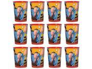 12X Peanuts Plastic 16 Ounce Reusable Keepsake Favor Cup ( 12 Cups ) 9SIABHU5905397
