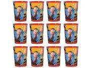 12X Peanuts Plastic 16 Ounce Reusable Keepsake Favor Cup ( 12 Cups ) 9SIABHU5905397