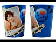 1D Harry Blue Plastic 16 oz Reusable Keepsake Souvenir Favor Cup (1 Cup) 9SIABHU5905579