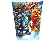 12X Skylanders Plastic 16 Ounce Reusable Keepsake Favor Cup ( 12 Cups ) 9SIABHU5905373