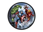 Avengers Assemble Small 7 Inch Party Cake Plates Captain America, Hulk, Ironman 9SIABHU58N7031