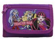 Monster High Tri-Fold-Wallet - Purple 9SIABHU59H6398