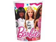 Barbie Sparkle 16 oz Favor Cup (each) - Party Supplies 9SIA0BS36R4641