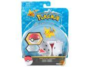 Pokemon Toy Throw 'N' Pop Pokeball with Figure - Pikachu & Poke Ball 9SIABHU59N1654