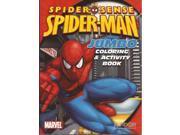 Marvel Spider Sense Spider-Man 96 pg. Jumbo Coloring & Activity Book 9SIABHU5A33799