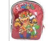Mario Brothers Mini Toddler Backpack - Group Bowser 9SIABHU5A33627