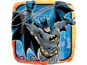 Batman Square Foil Metallic 18 Inch Balloon - Swinging 9SIABHU5A33572