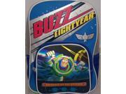 """Buzz Light Year 16"""""""" Cloth Backpack Book Bag Pack - """""""" Defender of The Universe"""""""""""" 9SIABHU5A33838"""