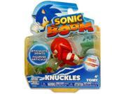 Sonic Boom 3 Inch Plastic Figure Toy - Knuckles 9SIABHU5A53890
